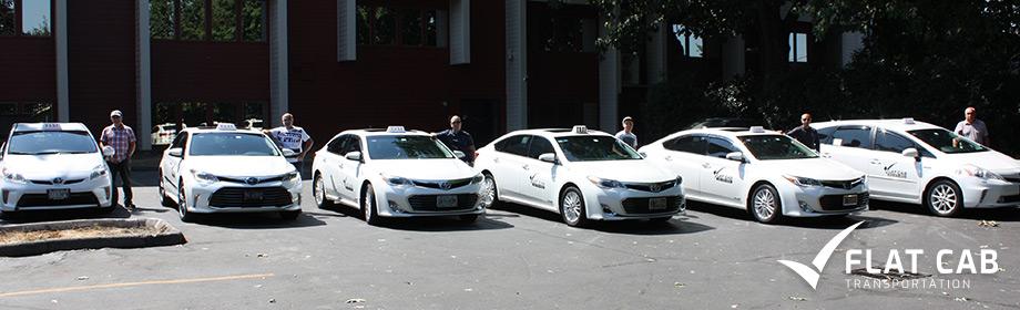About Flat Cab - Fleet